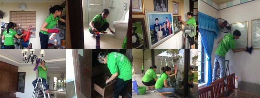 Dịch vụ dọn dẹp vệ sinh nhà ở giá rẻ
