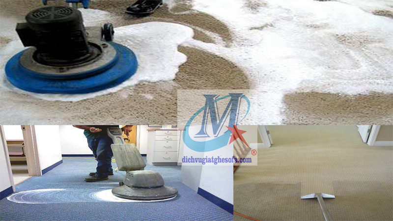 Dịch vụ giặt thảm quận 1 TPHCM