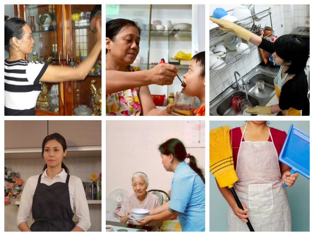 Dịch vụ dọn nhà theo giờ tại Hà Nội