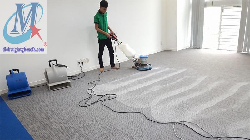 Dịch Vụ Giặt Thảm Tại Nhà