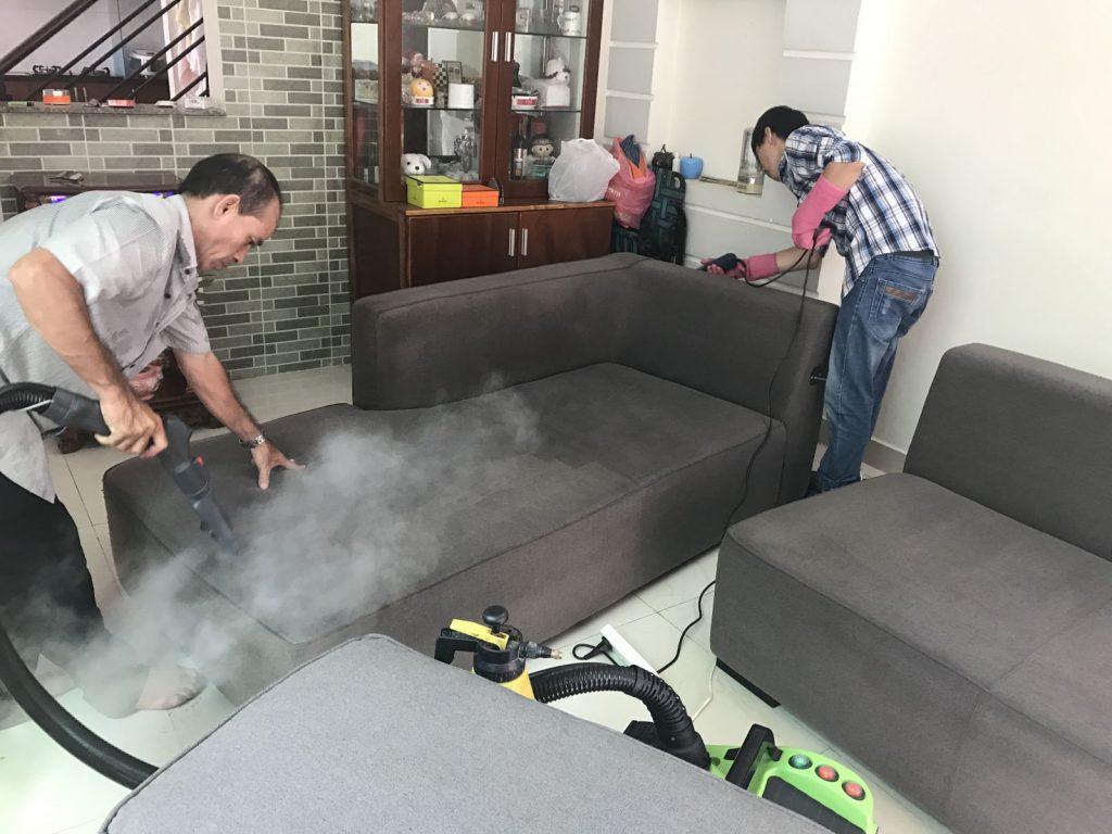 vệ sinh sofa tại tphcm giá rẻ uy tín