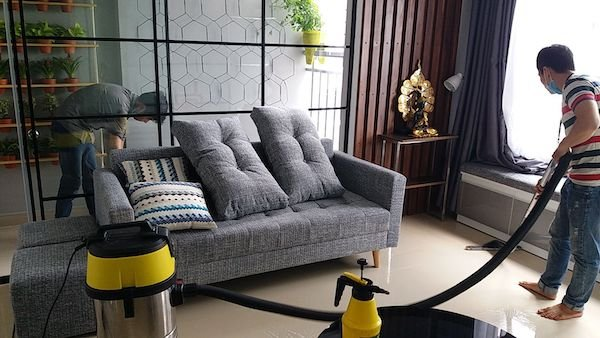 Dịch vụ giặt ghế sofa tại tphcm giá rẻ
