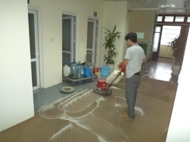 Dịch vụ giặt thảm tại quận 8 TPHCM