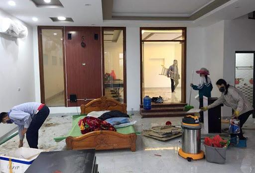 Dịch vụ vệ sinh nhà cửa tại Thanh Xuân