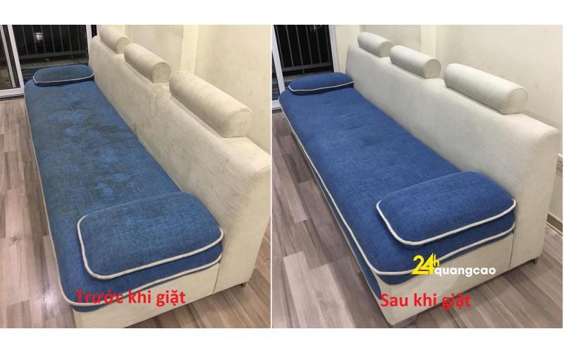 dịch vụ giặt ghế sofa tại nhà tphcm