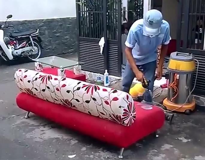 dịch vụ giặt ghế sofa - Vệ SINH GIA KHOA