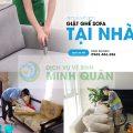 Dịch vụ giặt ghế sofa tại Quận Long Biên