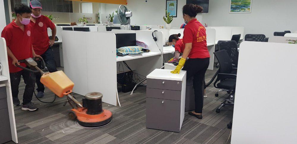 Dịch vụ giặt thảm quận Phú Nhuận