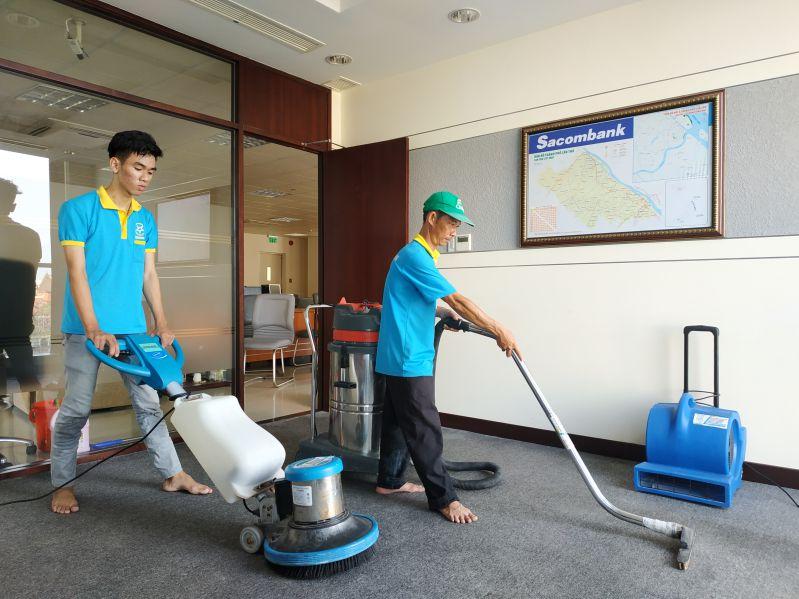 Giặt thảm tại quận Ba Đình