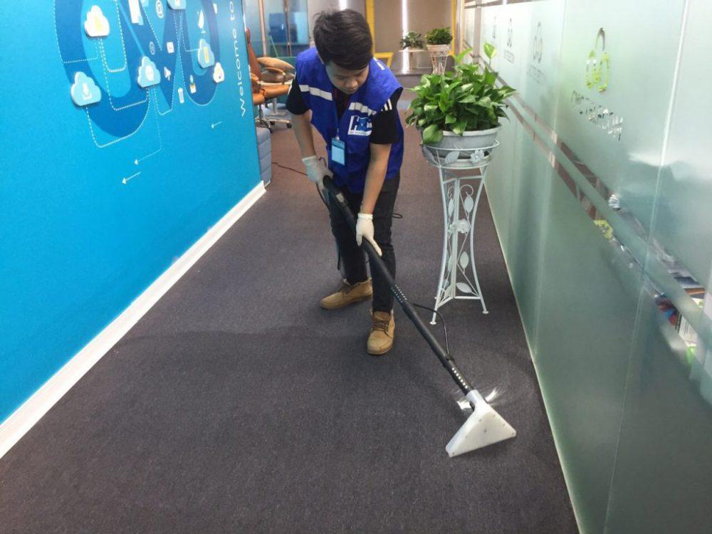 Dịch vụ giặt thảm quận Bình Tân