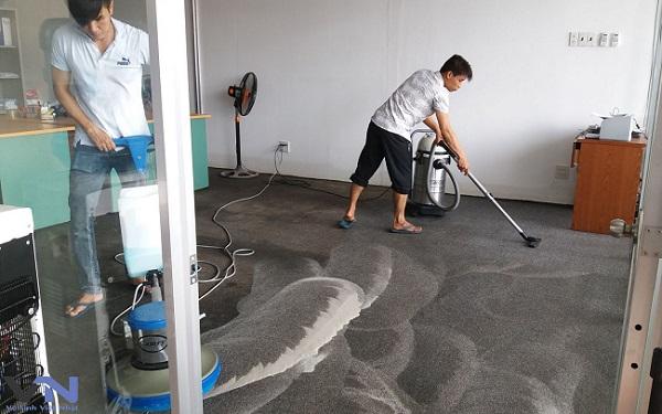 Giặt thảm tại quận tân phú tphcm