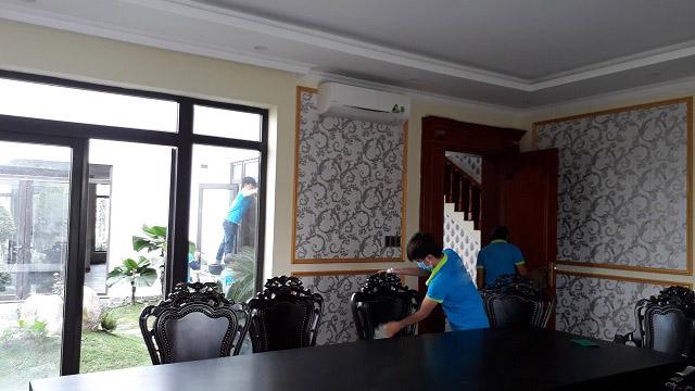 Dịch vụ vệ sinh nhà ở quận Phú Nhuận