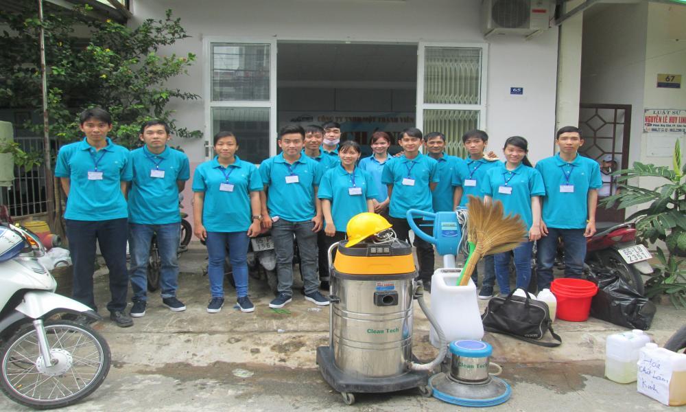 Dịch vụ giặt thảm tại quận Cầu Giấy