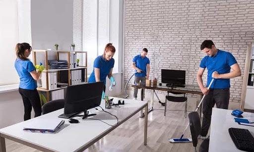Dịch vụ vệ sinh văn phòng Hà Nội