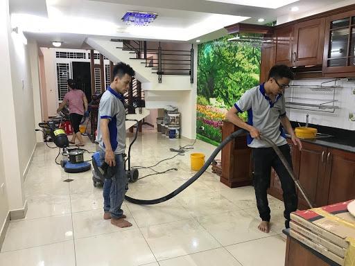 Dịch vụ vệ sinh nhà quận tân phú