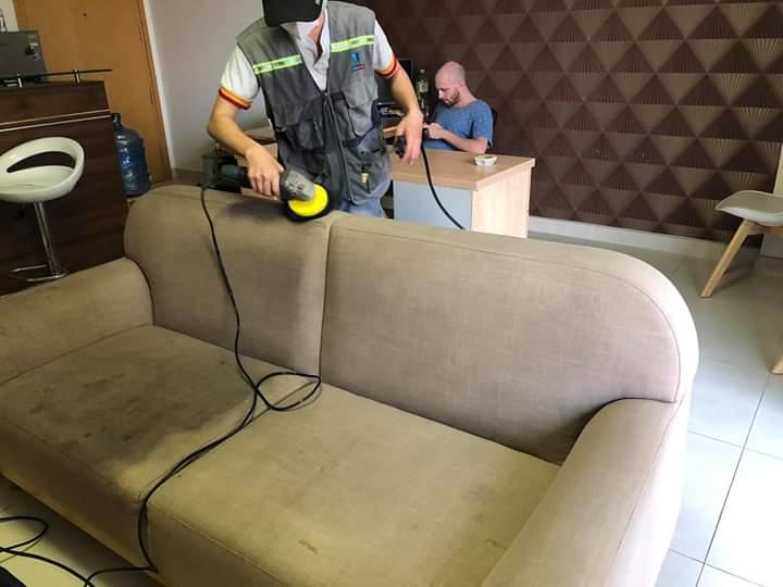 Giặt ghế sofa tại quận Hai Bà Trưng