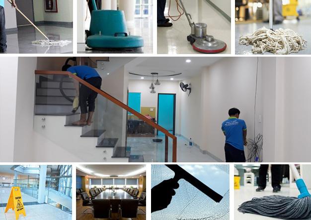 Dịch vụ vệ sinh nhà ở Hà Nội