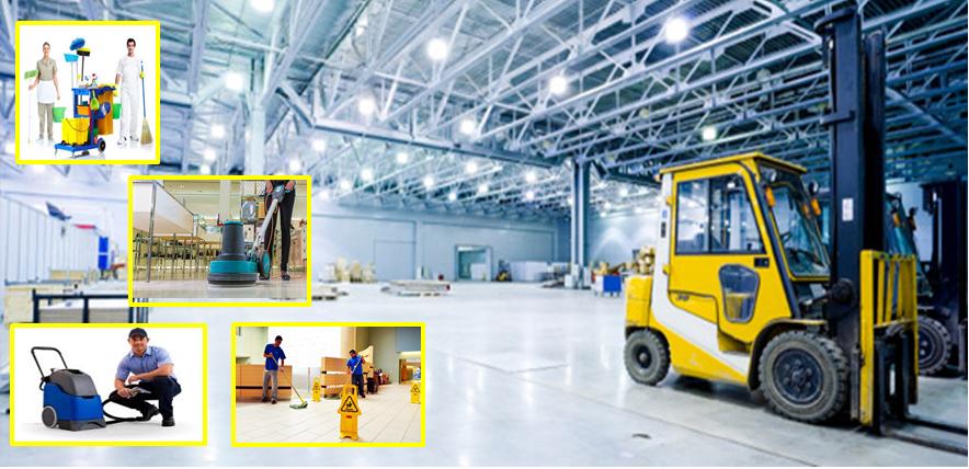 Dịch vụ vệ sinh công nghiệp Tphcm