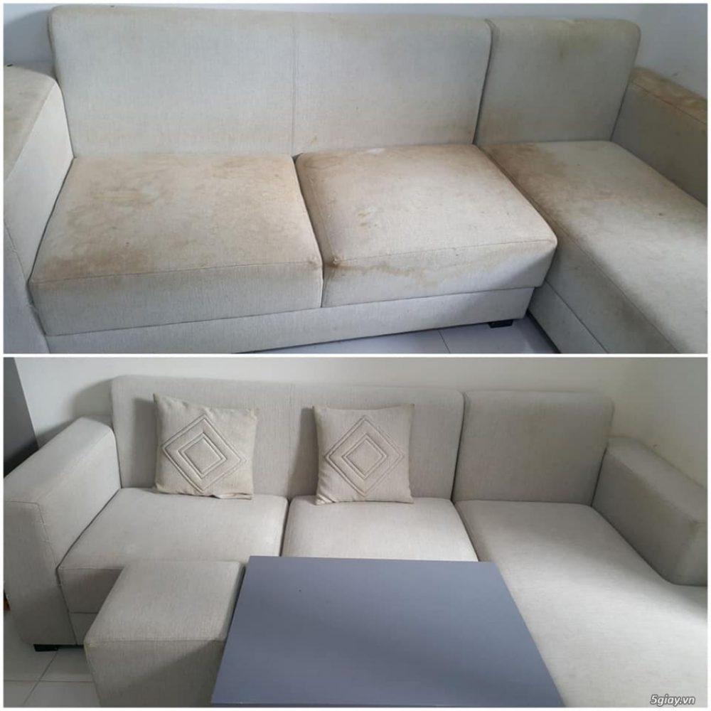 Dịch vụ giặt ghế sofa quận 4 Tphcm
