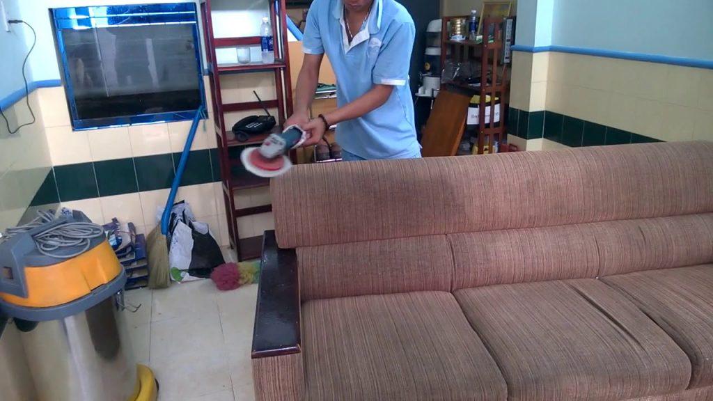 Dịch vụ giặt ghế sofa quận 6 Tphcm