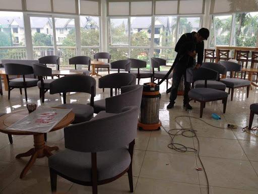 dịch vụ giặt ghế sofa quán cafe quận gò vấp