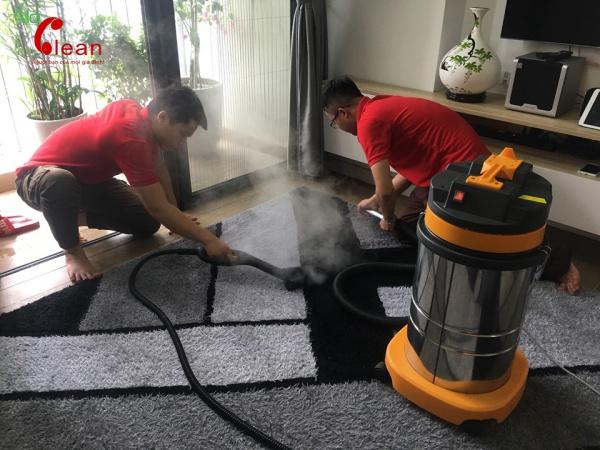 Dịch vụ giặt thảm huyện Thanh Trì