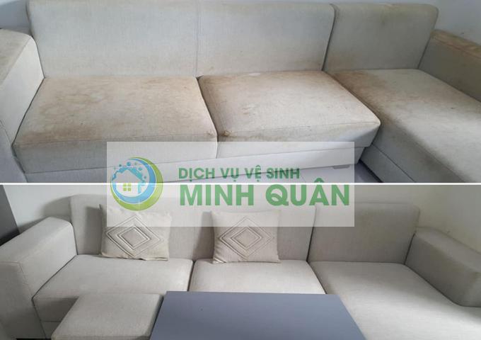 Dịch vụ giặt ghế sofa Quận 3 Tphcm
