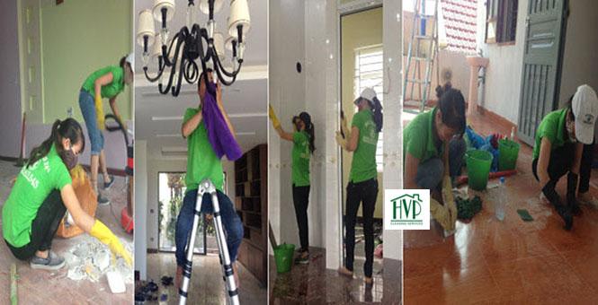 Dịch vụ dọn nhà tại Hà Nội