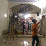 Dịch vụ vệ sinh tường nhà