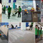 Dịch vụ dọn dẹp vệ sinh nhà cửa Hà Nội