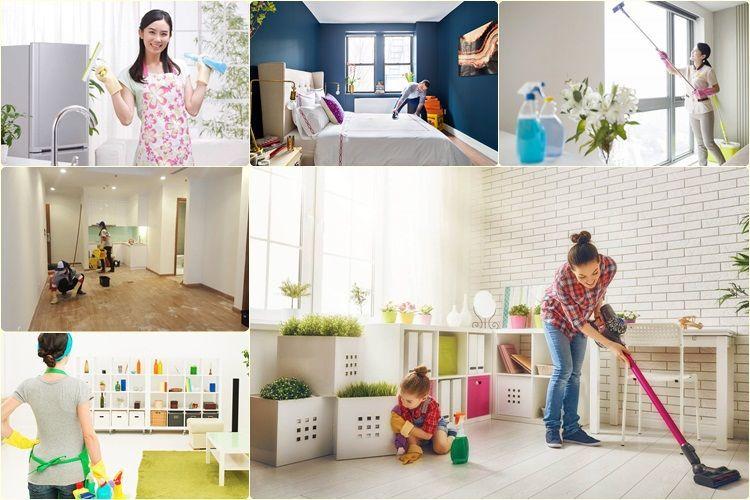 Dịch vụ dọn vệ sinh nhà cửa Nghệ An