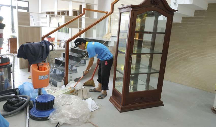Dịch vụ vệ sinh nhà ở Quảng Ninh